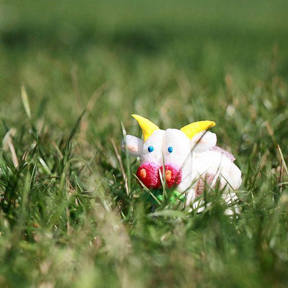 Ich freue mich auf frisches Gras auf der Wiese. 🐮 muhhh!