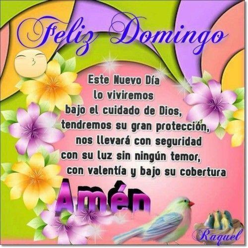 Feliz Domingo Imágenes Gif Frases Y Mensajes Bonitos Blessed Sunday Morning Quotes Happy Week