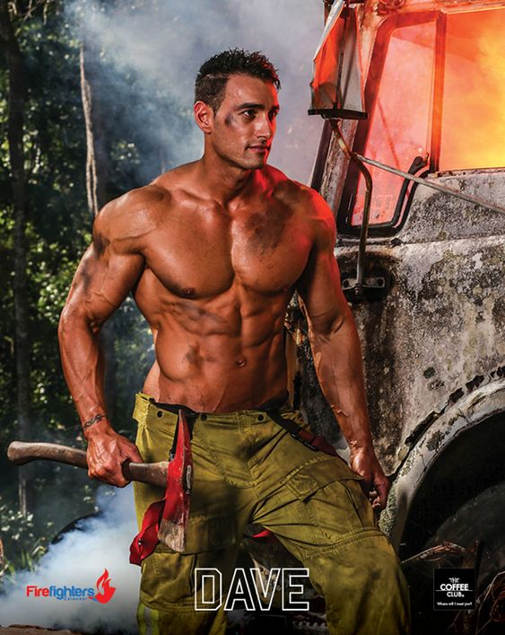 bomberos Sexys en la red - YouTube