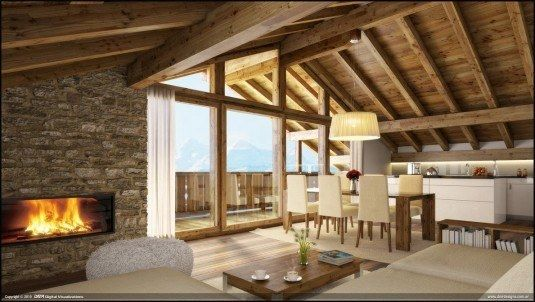 wood house1