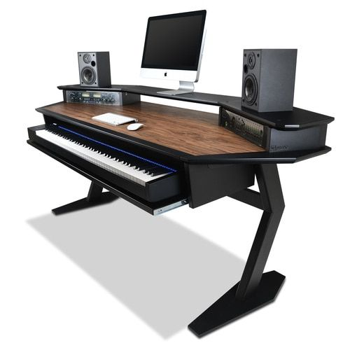 Oxford Studio Desk Studio Desk Recording Studio Furniture Home Studio Desk