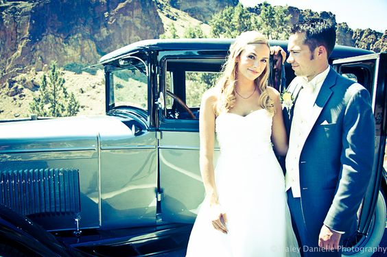 old model ford #wedding photography