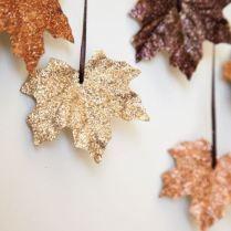 feuilles brilllantes