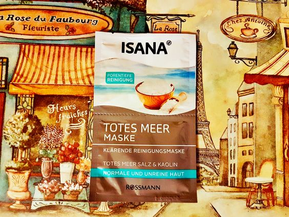 Isana Totes Meer Maske Review
