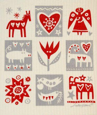 Scandinavian designs by Lotta Glave