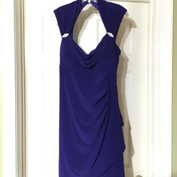 Cocktail dress Cocktail dress. Purple Dresses Midi