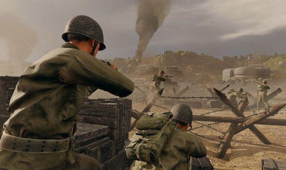 Enlisted - Guerra