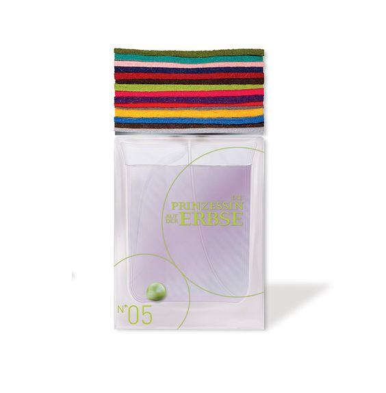 REinventHCA2005 – Die Konsumierbarkeit von Moral und Zauber  Parfum »Prinzessin auf der Erbse«  http://www.dannlebensienochheute.de/rhca_1.htm