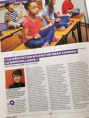 méditation et action: La méditation m'a fait un beau cadeau : la bienvei...