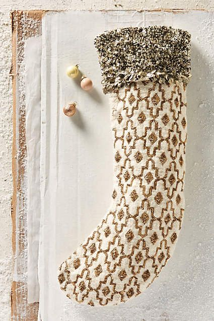 Sequined Stocking 64