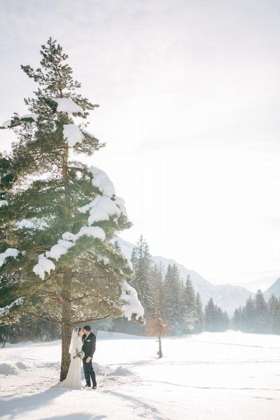 mariage en hiver chamonix ela and the poppies photography photographe mariage bordeaux cap - Photographe Mariage Chamonix