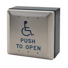We can install handicap door openers for your business.
