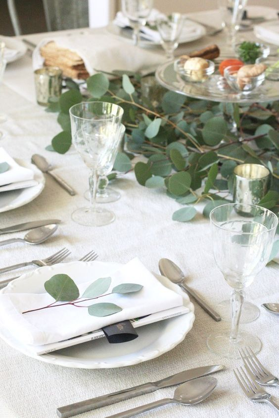 Ways To Make Your Seder Table Wow | Chai & Home