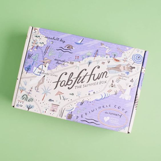 Fab Fit Fun Summer 2017 Box Reveal