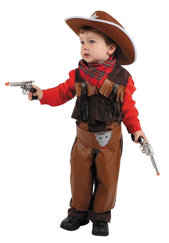 Disfraz de Vaquero - Disfraces para bebes - Pinterest