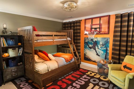 Decorating rooms for girls and boys, is always inspiring for the parents, they invest a lot of effort, love and care to make for their children the most be
