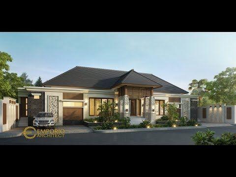 Jasa Arsitek Palu Sulawesi Tengah Desain Rumah Ibu Shelly Jasa Arsitek Desain Rumah Berkualitas Desain Villa Bali Modern House Design Architect Architecture