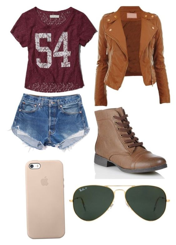 Untitled #38 by fashion-softball-girl on Polyvore featuring polyvore, interior, interiors, interior design, home, home decor, interior decorating, Abercrombie & Fitch, Ray-Ban and Levi's