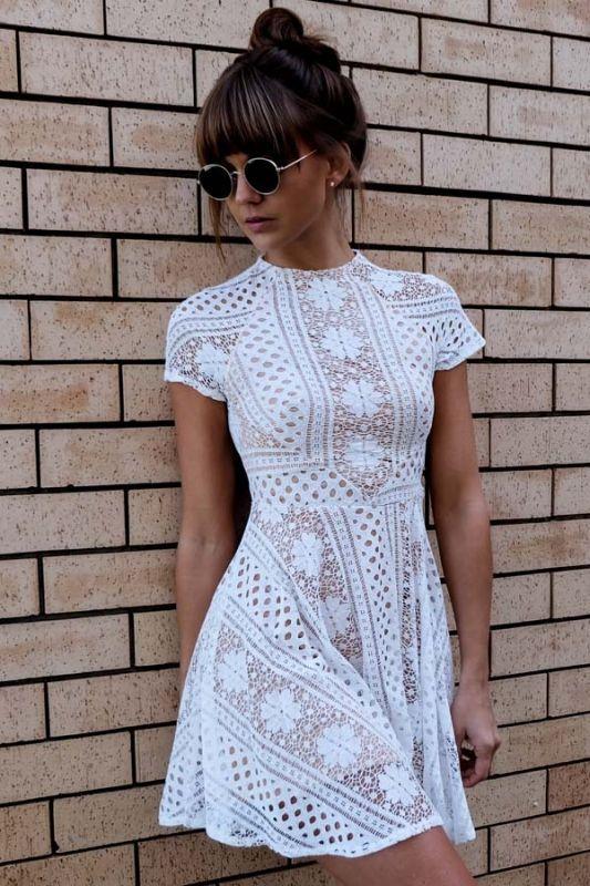 vestidode encaje