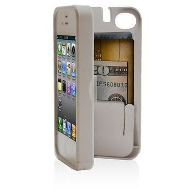 iPhone with storage for your money. Yes it makes a lot of sense (rolling my eyes) so that if someone intends on stealing your precious iphone they'll inadvertently be rewarded with all of your money also! Let's really make life easy for potential crooks and slip your credit card and car key in the iphone too.