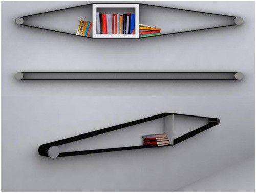 Gummiband-Bücherregal - wo kann man das kaufen?