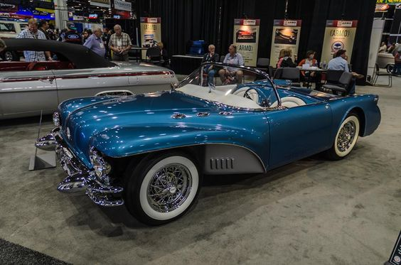 1954 Buick Wildcat – SEMA 2013 | Forged Photography: