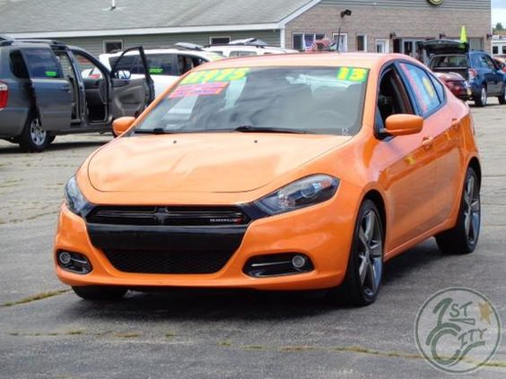 2013 Dodge Dart Rallye at First City Cars and Trucks!!
