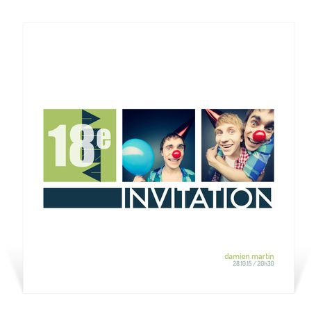 Invitation pour anniversaire adulte party fun cardissime - Magazine adulte en ligne ...