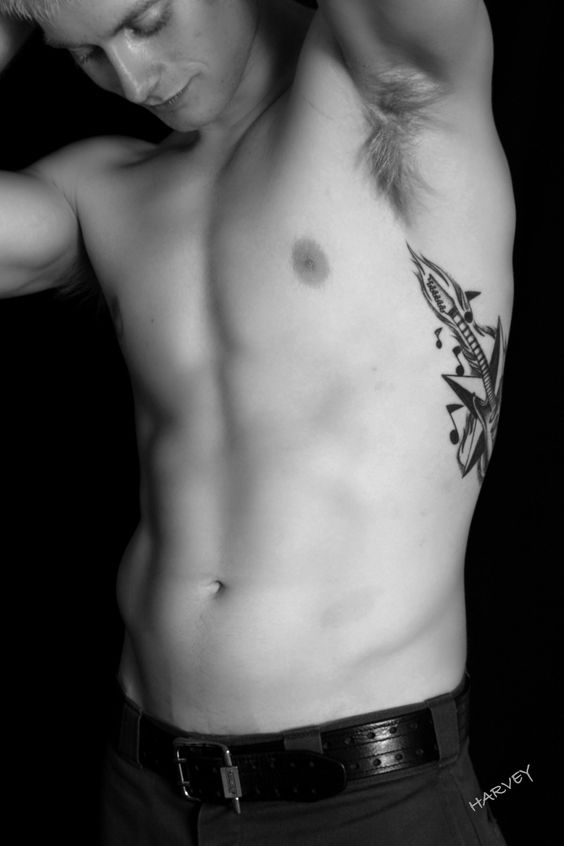 Pat's tattoo