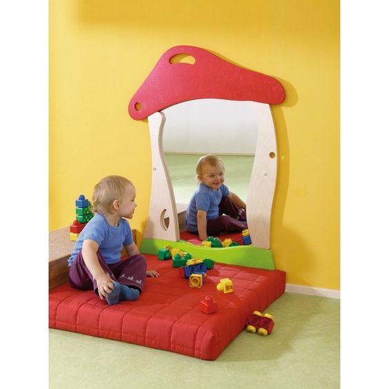 Children's Safety Mirror by HABA, Pixie, 120078