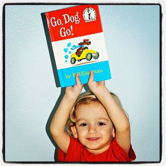 """Go, Dog, Go!"" is one of Bill's (Chief Dad @FamZoo) all-time favorite children's books. Love the party in the tree!"
