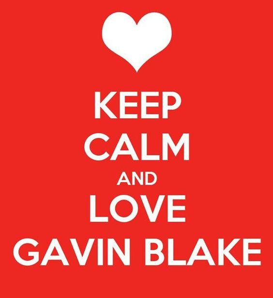 How can u not <3 Gavin