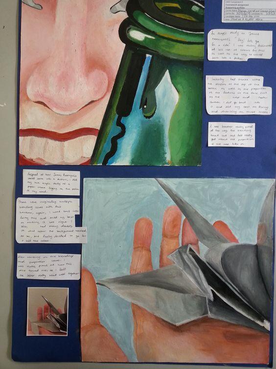 James rosenquist artist research paper