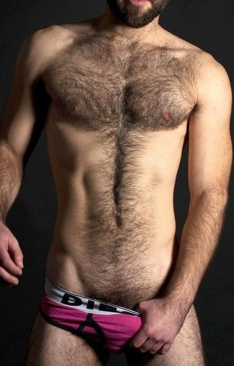 Guys with hairy pubes