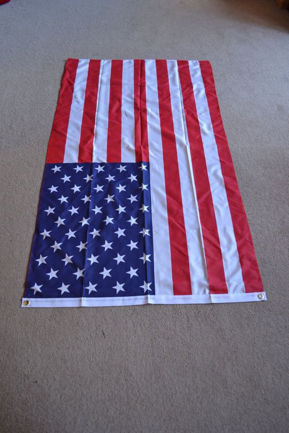 largest american flag ever made
