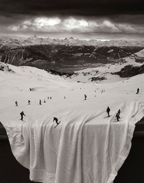 Surreal images of Thomas Barbéy