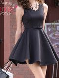Clearance - feel beloved bow dress