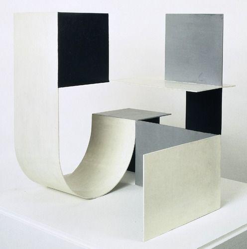 Spatial Composition 4 - Katarzyna Kobro - WikiArt.org
