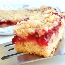 """Cranberry Squares 