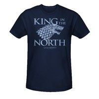 Game of Thrones King In The North - T-shirt: HBO Shop Europe