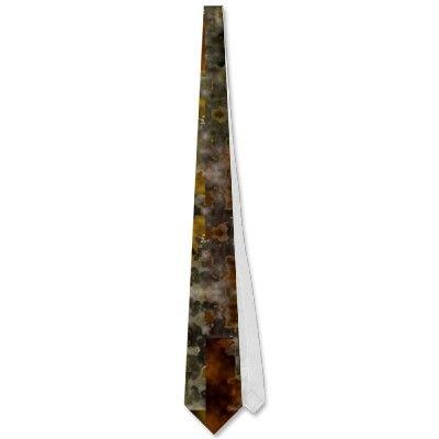 Grungy Tie