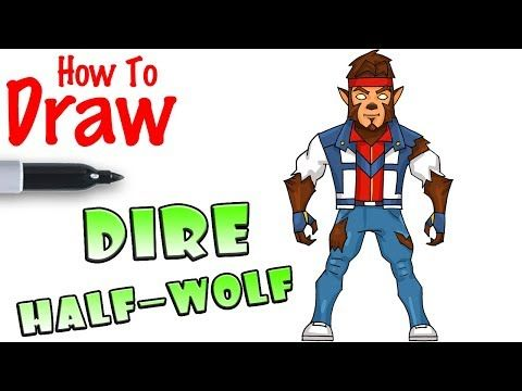 How To Draw Fortnite Characters Youtube With Images Drawing