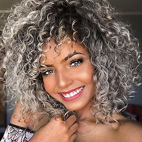 Pin On Curly Hair Wig
