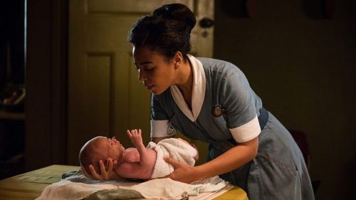 Putlocker Call The Midwife Christmas Special 2020 Call the Midwife Series 7   nurse Lucille Anderson. | Call the