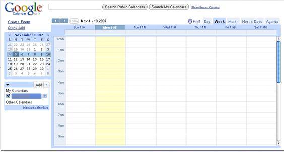 wikiHow to Get a Calendar on Your Desktop -- via wikiHow.com