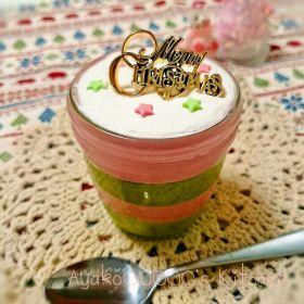 「【クリスマス】2色生チョコムース」☆すぱ☆ | お菓子・パンのレシピや作り方【corecle*コレクル】