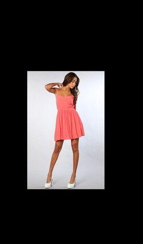 BB Dakota Elin Pleated Dress