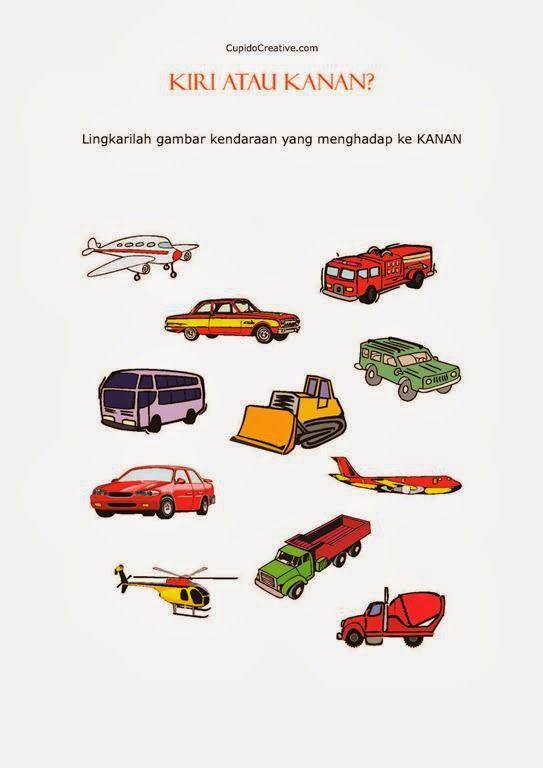 87+ Gambar Anak Tk Tema Kendaraan Paling Keren