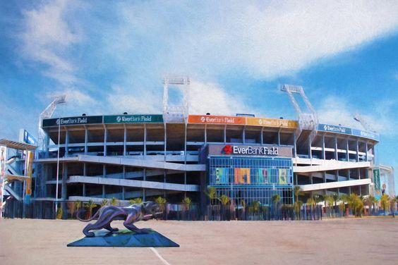 Jacksonville Jaguars, Everbank Field, Man Cave, College Dorm, Football Stadium…
