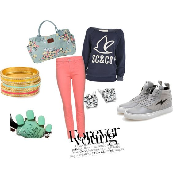 Forever Young, created by npeacock on Polyvore